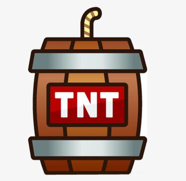 Explosives barrels png barrel. Explosion clipart tnt bomb