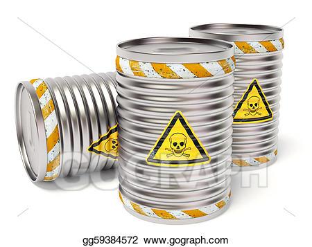 Barrel clipart toxic. Stock illustration illustrations gg