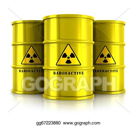 Barrel clipart toxic. Stock illustration yellow barrels