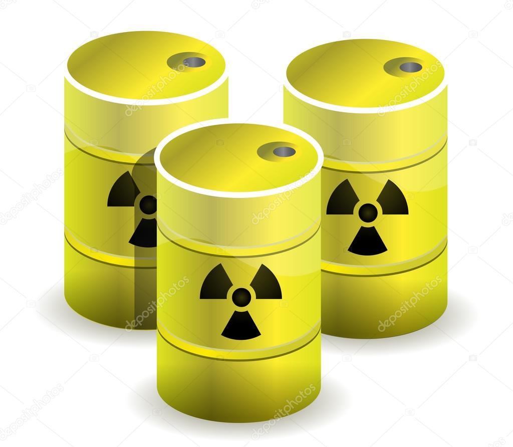 Barrel clipart toxic. Nuclear