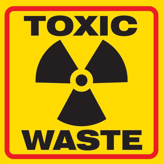 Barrel clipart toxic. Waste pencil and in