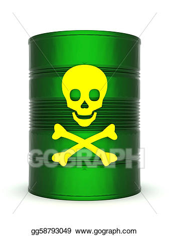 Barrel clipart toxic. Drawing waste gg gograph