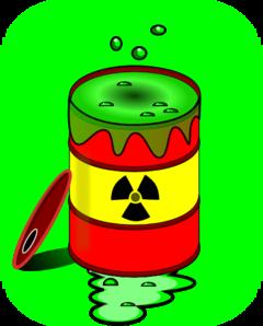 Clip art at clker. Barrel clipart toxic