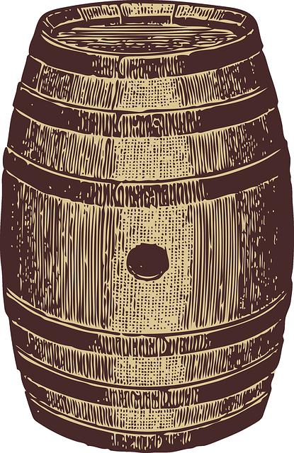 Barrel clipart transparent background. Wine wooden drawing sketch