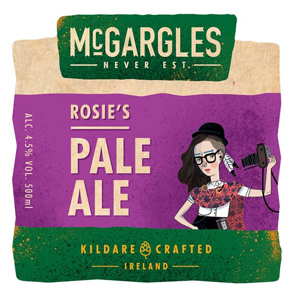 Mcgargles rosie s pale. Barrel clipart vat