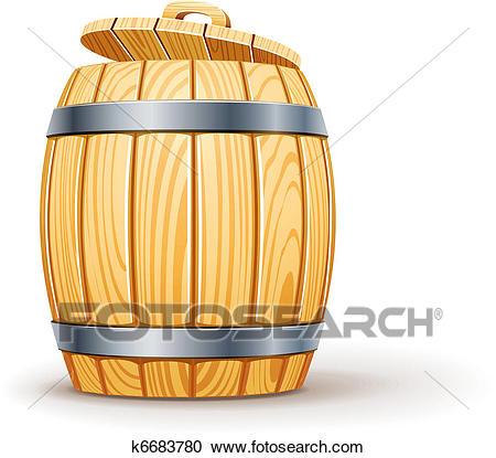 Station . Barrel clipart vat
