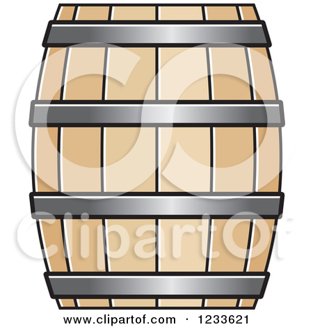 Barrel clipart vector. Whiskey clip art