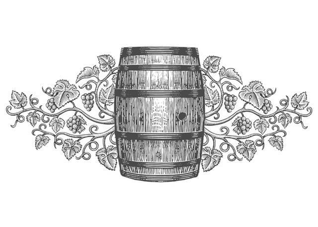 B c pinterest barrels. Barrel clipart wine barrel