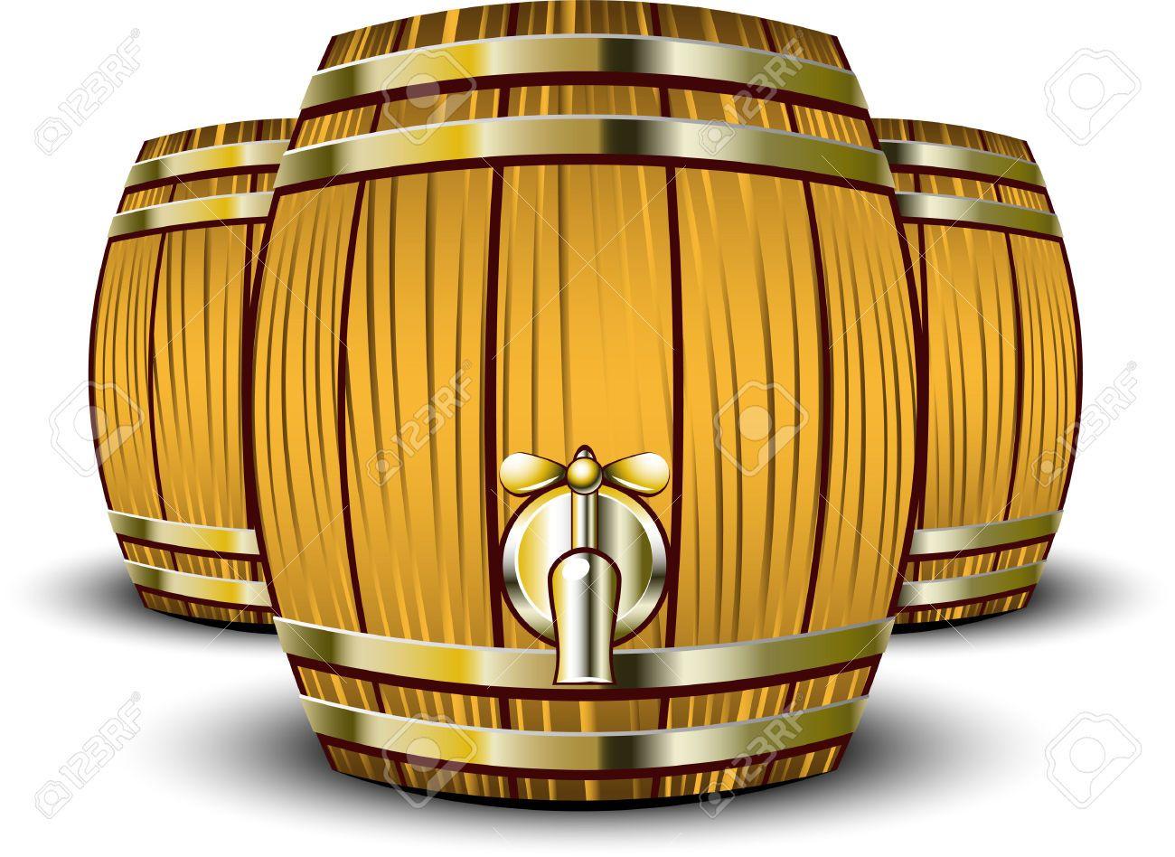 Barrel clipart wooden barrel.  best beer kegs