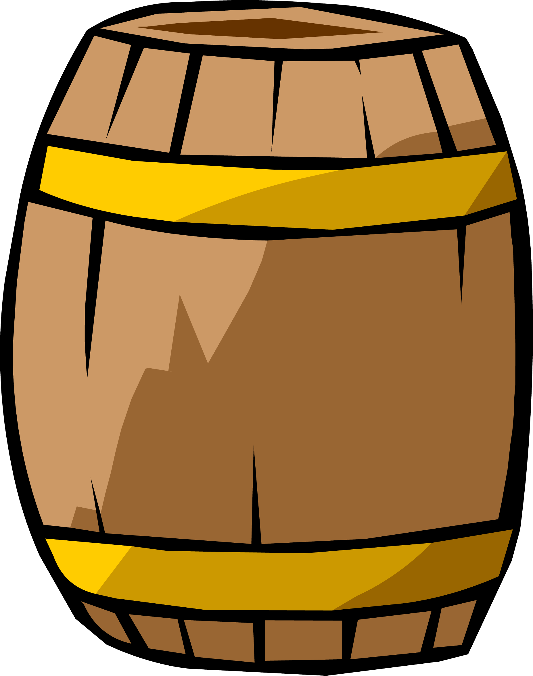 Barrel clipart. Transparent png stickpng