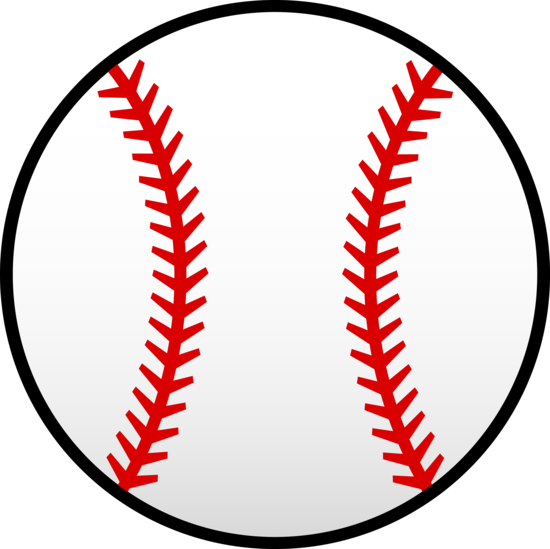 Clipart baseball. Black and white panda