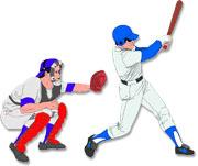 Baseball clipart animated. Free gifs animations