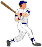 Baseball clipart animated. Free gifs animations batter