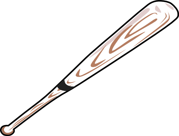 Clipartfest clipartix . Baseball clipart baseball bat