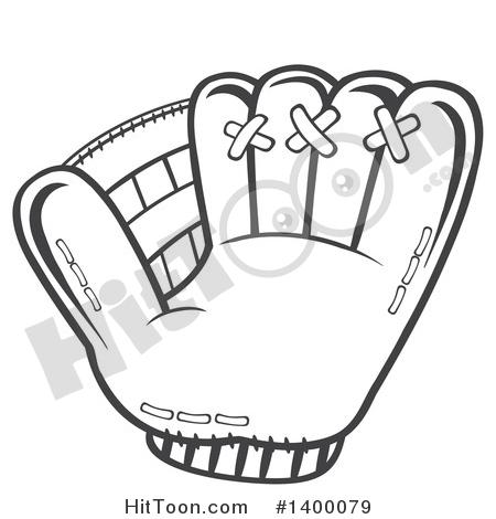 Glove drawing at getdrawings. Baseball clipart baseball gear