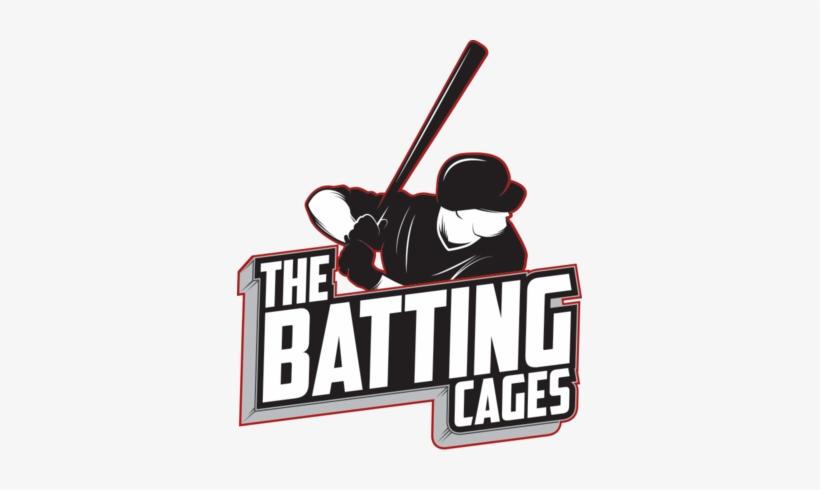 Baseball clipart batting cage. Bat cages logo