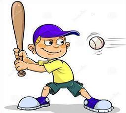 Free. Baseball clipart batting cage
