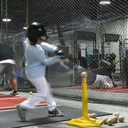 Baseball clipart batting cage. San jose cages academy