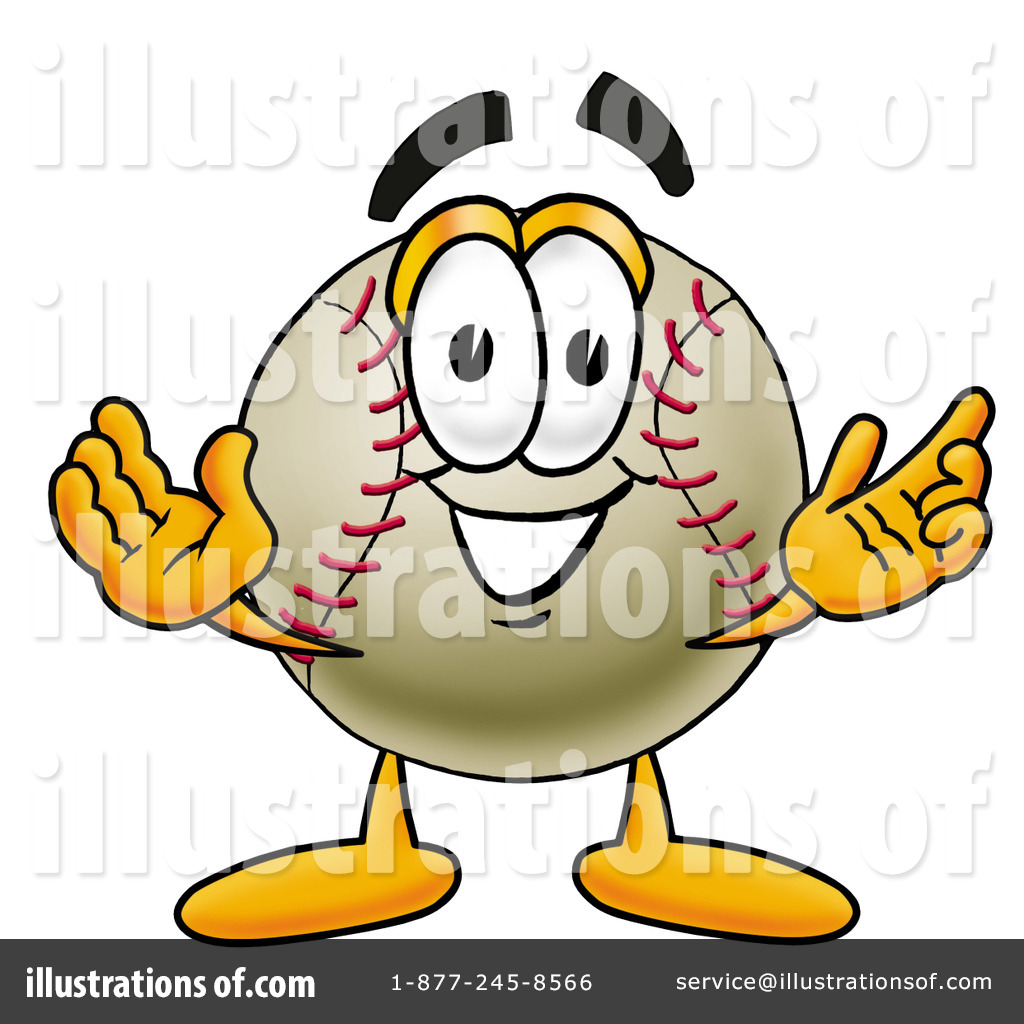 Illustration by toons biz. Baseball clipart cartoon