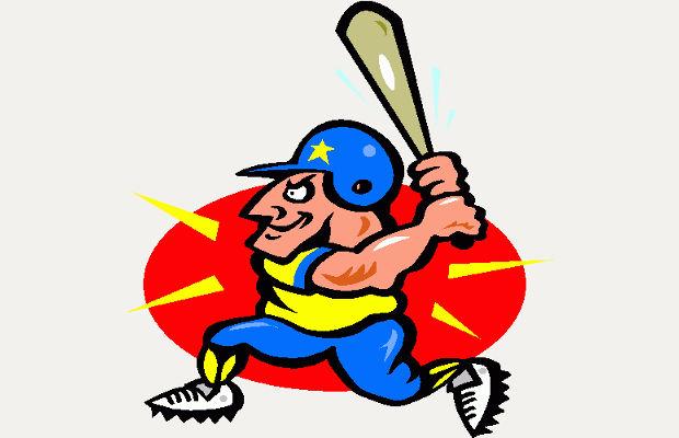 cliparts vector eps. Baseball clipart cartoon