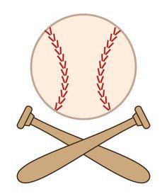 Free softball clip art. Baseball clipart cute
