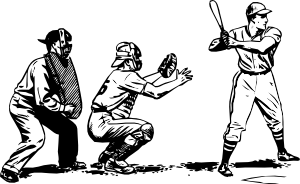 Baseball clipart high school baseball. Varsity kokomo at batpng