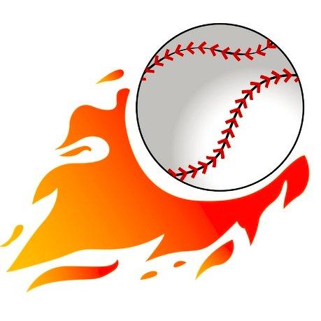 Baseball clipart home run. Tracker dingertracker twitter