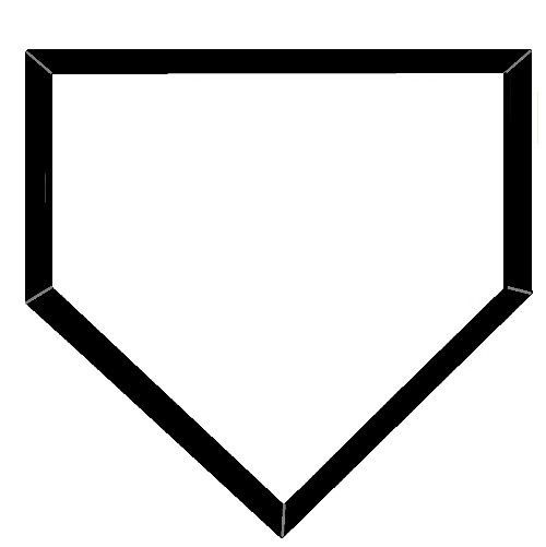 Baseball clipart homeplate. Catcher s equipment field