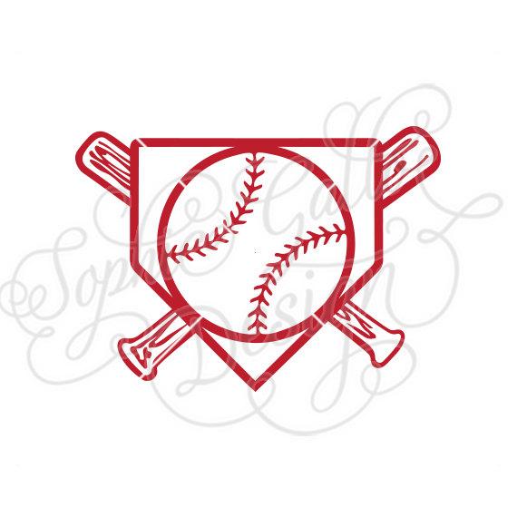 Home plate logo svg. Baseball clipart homeplate