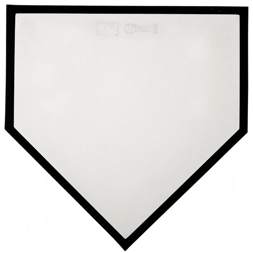 Baseball clipart homeplate.  images of home