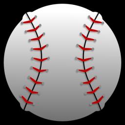 White png image iconbug. Baseball clipart icon