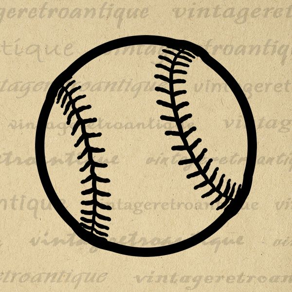 Digital image symbol download. Baseball clipart icon