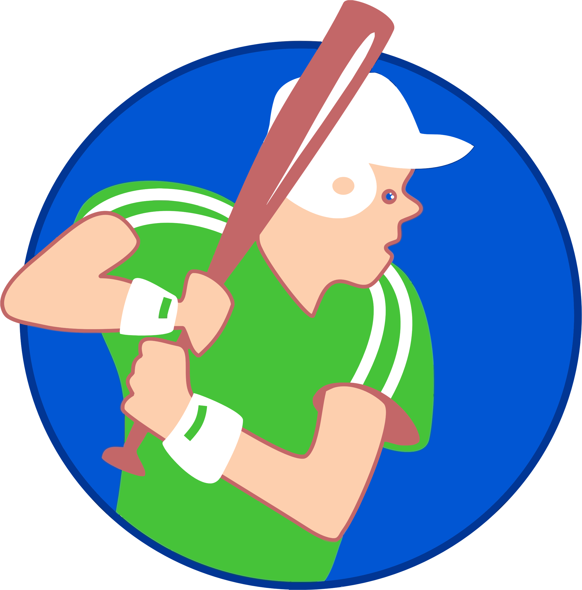 Boy icon big image. Game clipart baseball