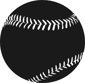 Baseball clipart icon. Hs skyline school district