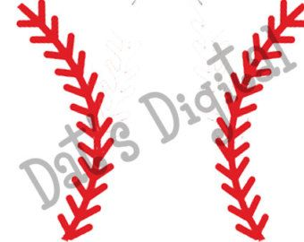 Baseball clipart lace. Free on dumielauxepices net
