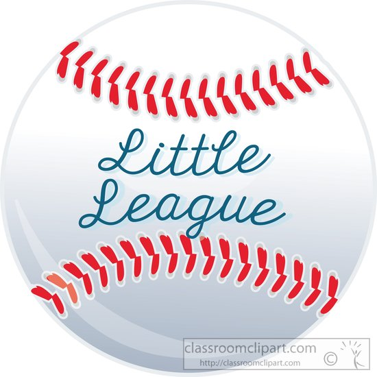 Baseball clipart little league baseball. Er baseballlittleleaguecliparterjpg