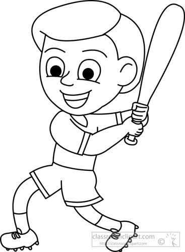 Search results for clip. Baseball clipart outline