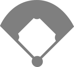 Baseball clipart plate. Field panda free images