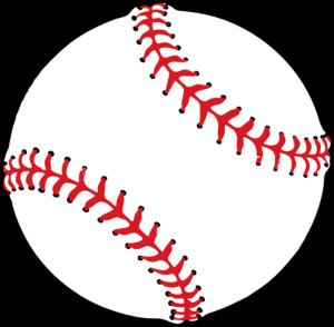 baseball clipart simple