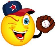 best funny images. Baseball clipart smiley face