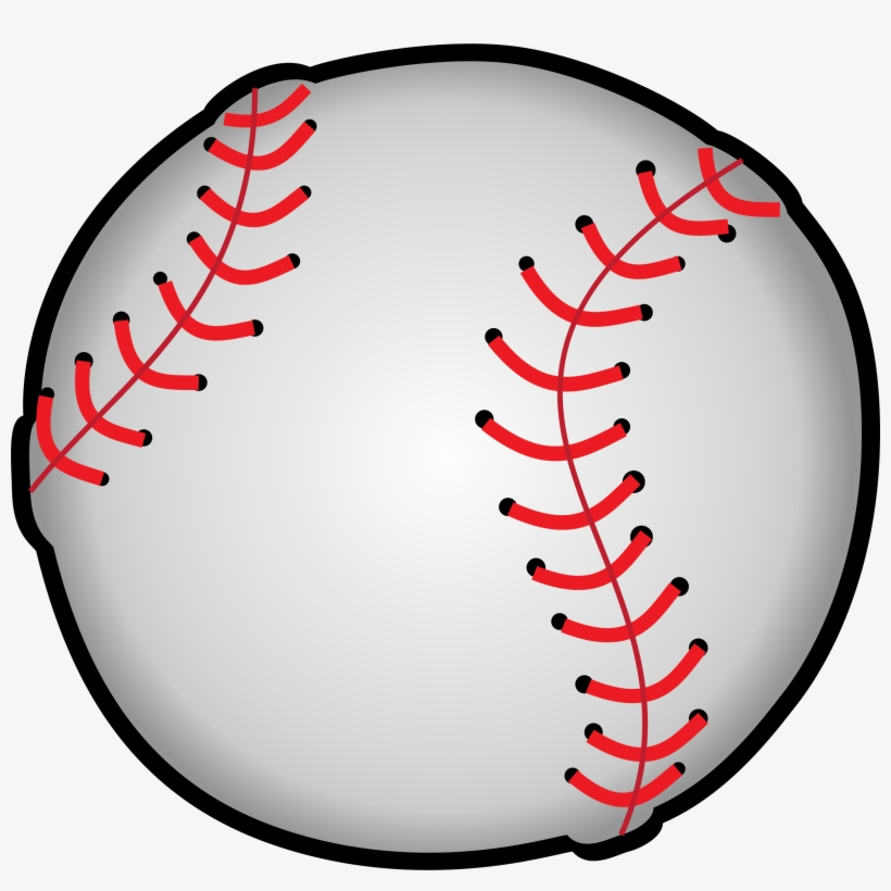 Picture royalty free library. Baseball clipart transparent background