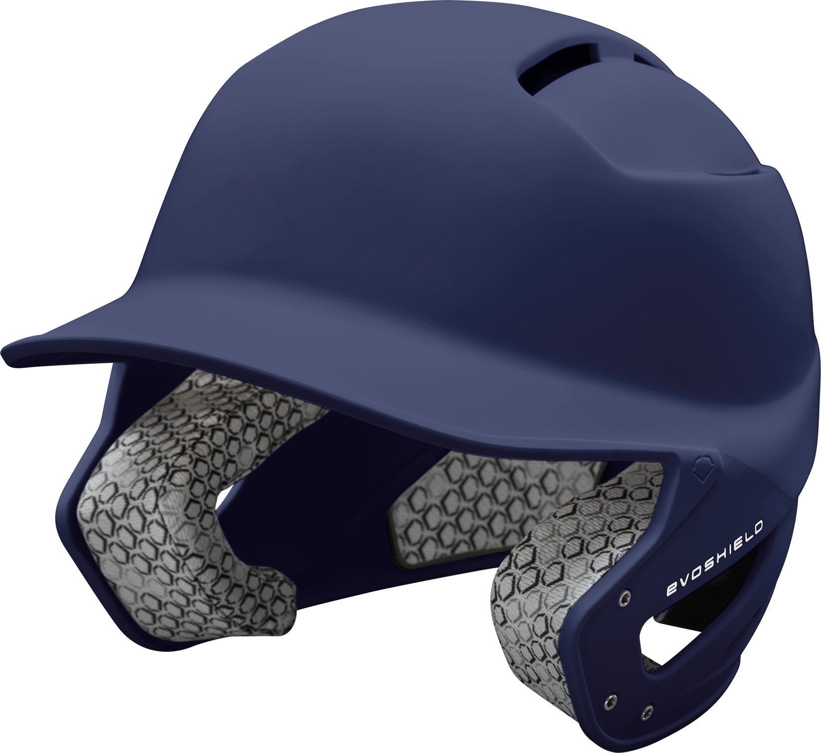 Baseball helmet png. Evoshield impact matte batting