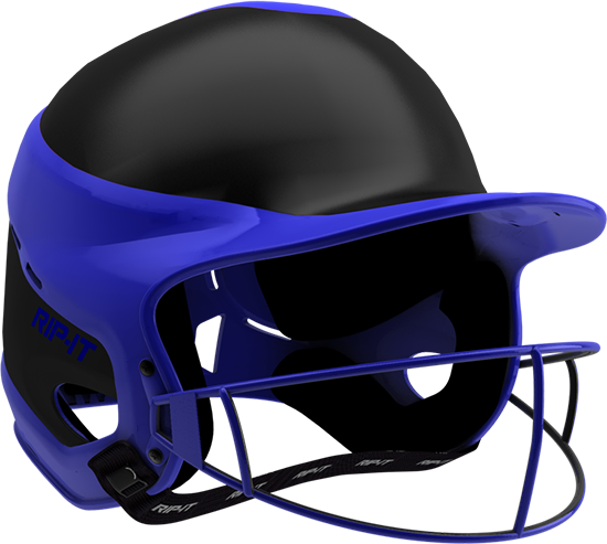 Baseball helmet png. Rip it softball vision