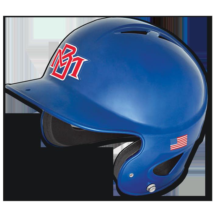 Batters decals pro tuff. Baseball helmet png