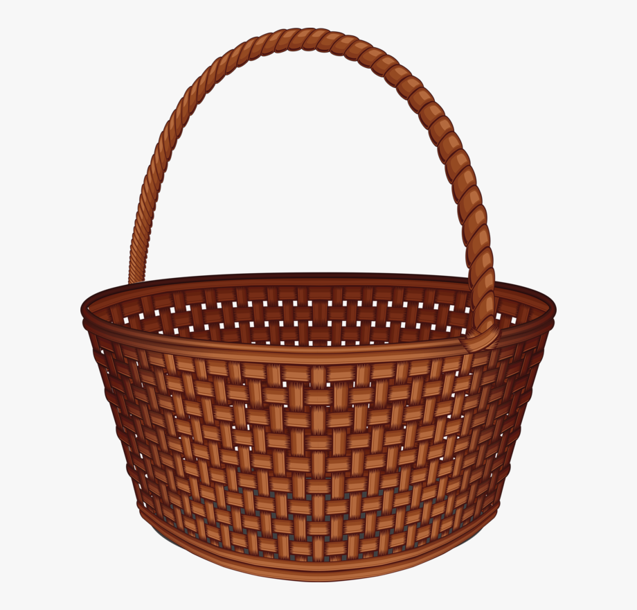 school adult crafts. Basket clipart