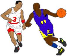 Free basketball gifs animations. Basket clipart animated