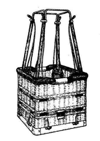 Designs pictures baskets. Basket clipart balloon