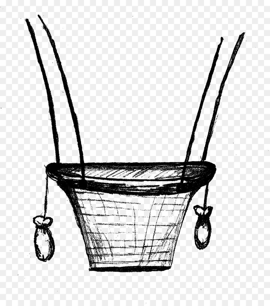 Hot air drawing clip. Basket clipart balloon