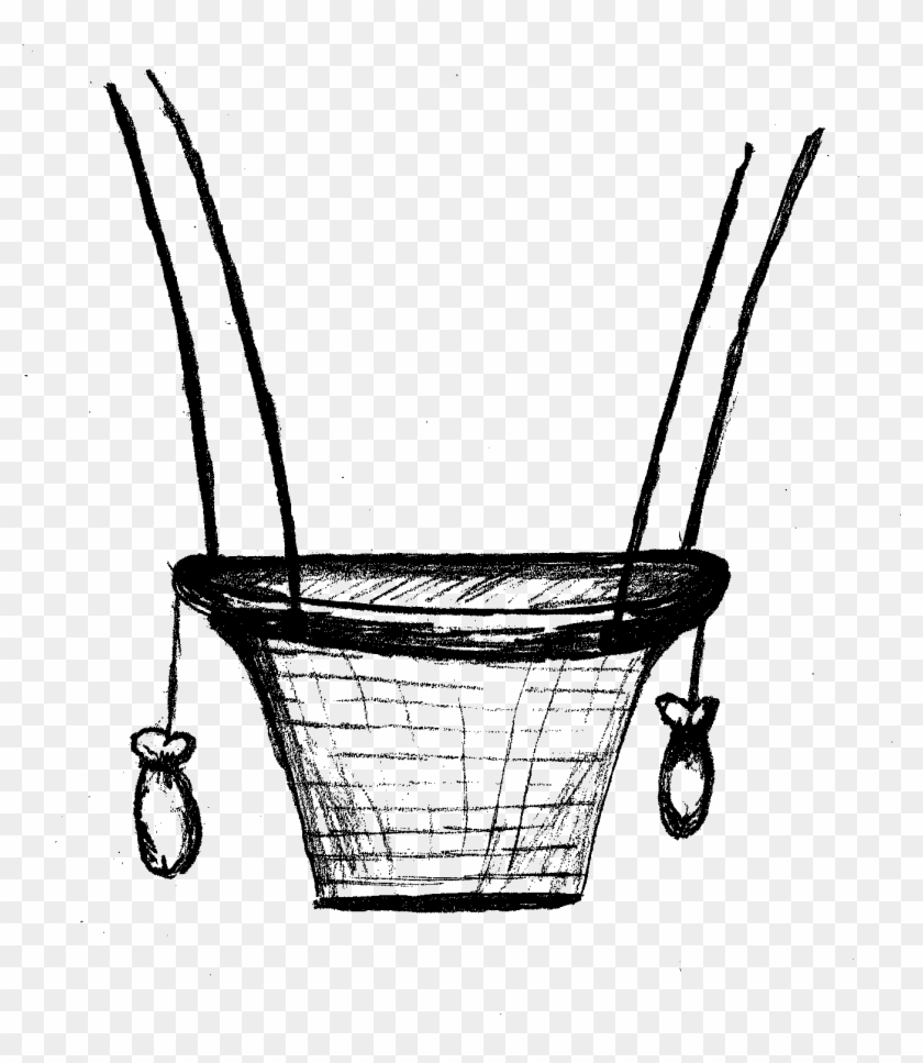 Hot air hd png. Clipart balloon basket