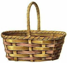 Awe inspiring picnic free. Basket clipart brown basket
